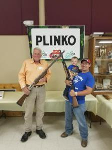 Rifle winners